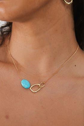 GOLD Decor Detail Necklace