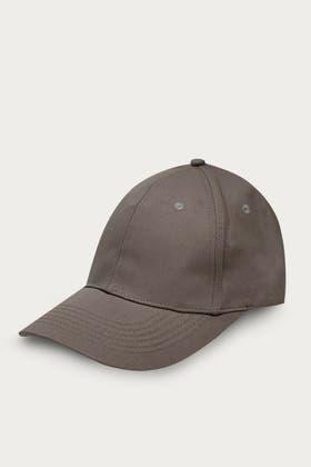 WASHED KHAKI LEAVE ME ALONE SLOGAN CAP
