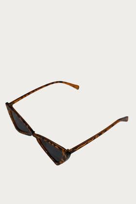 LEOPARD Cat Eye Simple Sunglasses