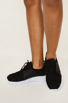 MONO WAVE SOLE CHUNKY TRAINER