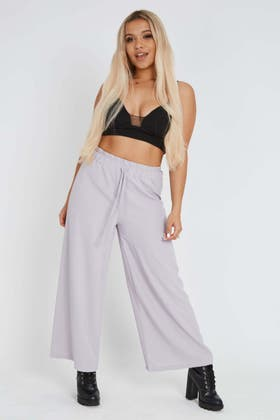 PLUM Flared Trousers